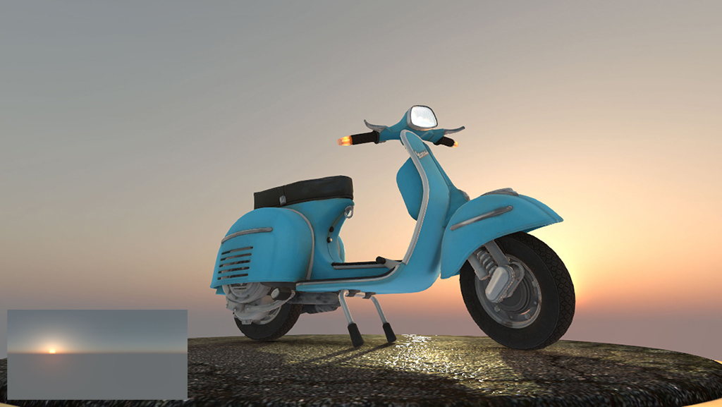 skyshop-vespa-sunset